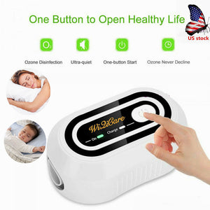 CPAP Cleaning & Sanitizer Portable Machine System