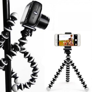 Portable Flexible Mini Octopus Tripod
