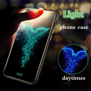 Waterproof Luminous iphone cases 6s