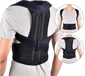 Easily Adjustable Magnetic Adult Posture Corrector