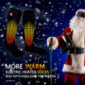 Heated Socks - Electric Rechargeable Battery Socks (ONE SIZE FITS ALL)