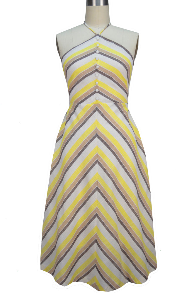 Anna Sundress - Chevron Stripe