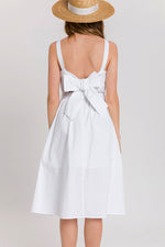 Aubrey Sun Dress - White