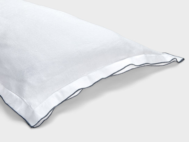 the linen bamboo pillowcases