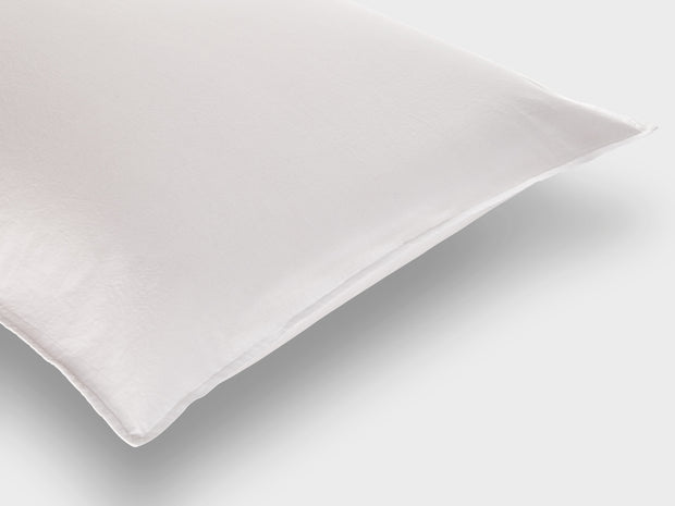 the washed cotton pillow cases