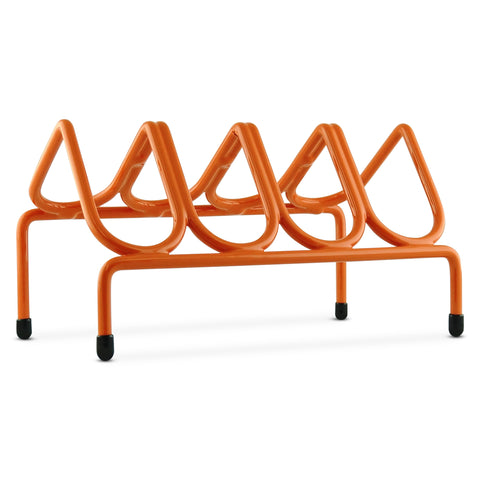 VR4 Versatile Handgun & Pistol Rack (Holds 4 Guns) Burnt Orange