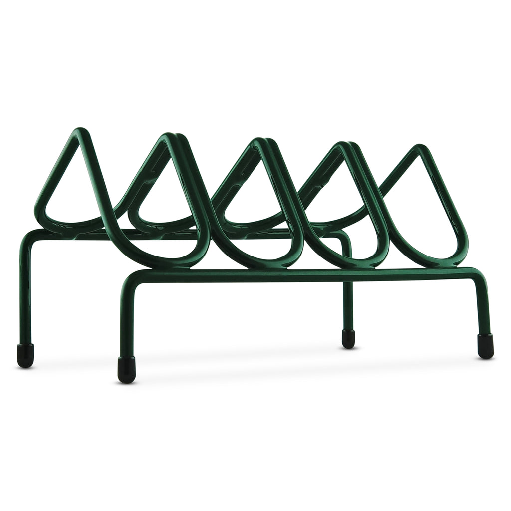 VR4 Versatile Handgun & Pistol Rack (Holds 4 Guns) Forest Green