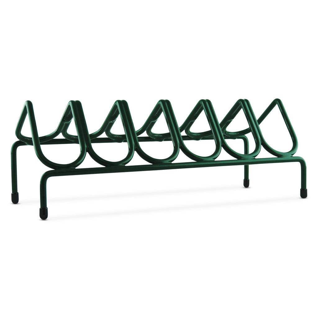 VR6 Versatile Handgun & Pistol Rack (Holds 6 Guns) Forest Green