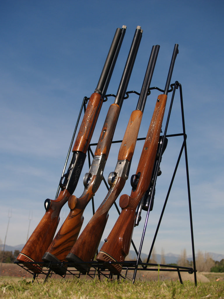 Portable Rifle & Shotgun Rack