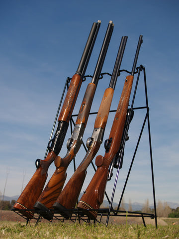 Portable Rifle & Shotgun Rack (4-Gun Model)