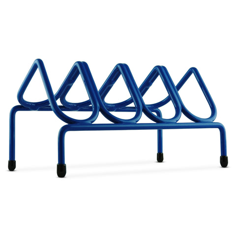 VR4 Versatile Handgun & Pistol Rack (Holds 4 Guns) Royal Blue