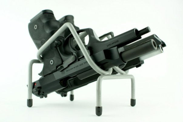 VR2 Versatile Handgun Rack (Holds 2 Guns)