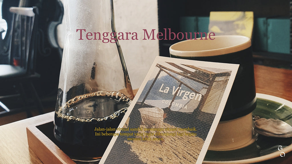 Tenggara Melbourne is Up on Youtube