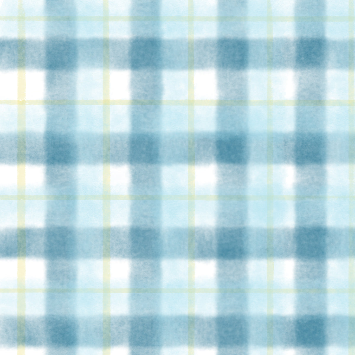 FREE: Cloudy Gingham Situation Phone Wallpaper