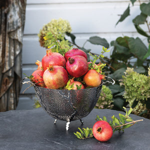 Espera Fruit Bowl Silver