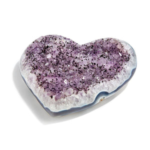 Load image into Gallery viewer, Cuore Heart Amethyst - ANNA New York