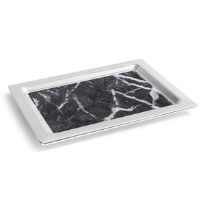 Dual Tray Marble - ANNA New York