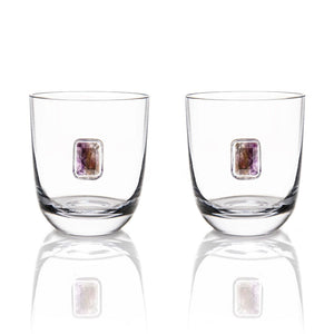 Elevo Double Old Fashioned Glasses - ANNA New York