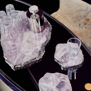 Load image into Gallery viewer, Kiva Platter Pure Silver - ANNA New York