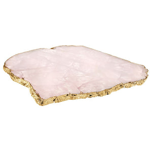 Kiva Platter 24k Gold - ANNA New York