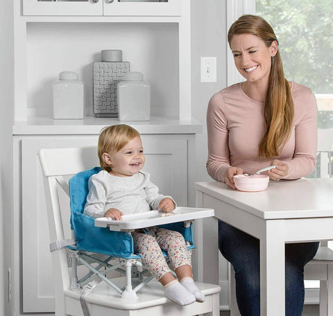 2-in-1 Portable Travel Booster Seat