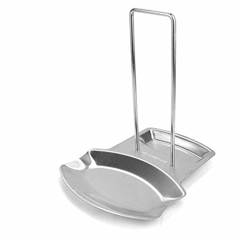 Image of Lid and Spoon Rest