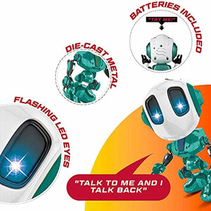Talking Robots for Kids, Mini Robot Toys