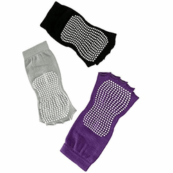 Socks for Women with Grip & Non Slip (3 pack)