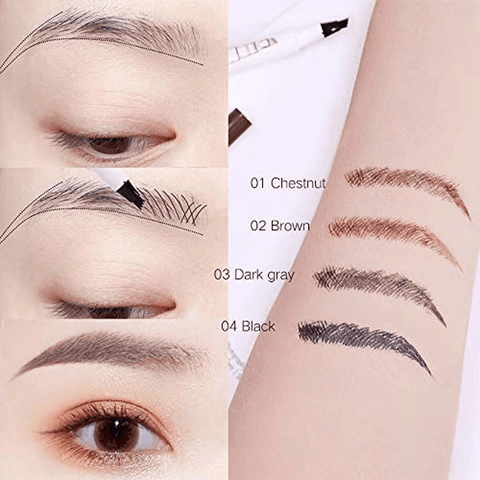Eyebrow Pen Waterproof - lyndaskitchen