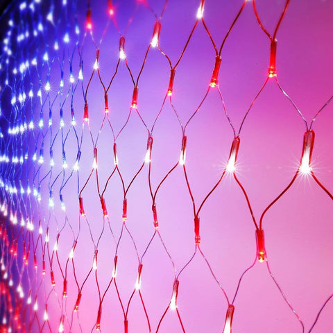 LED American Flag - lyndaskitchen