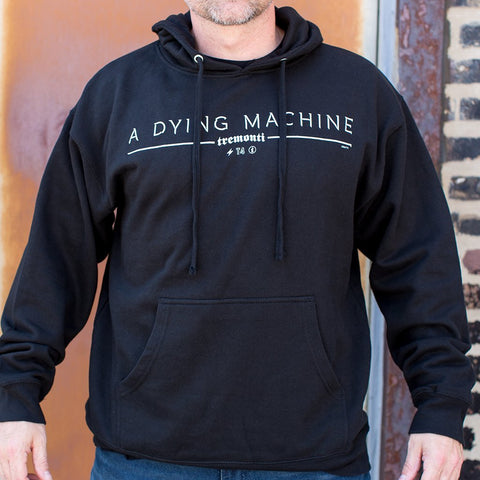"Tremonti - A Dying Machine ""T4"" Pullover Hoodie"