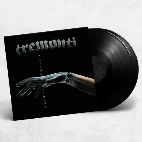 Tremonti: A Dying Machine LP Gatefold + Signed Cover Card