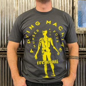 "A Dying Machine ""Cyborg"" T-Shirt"