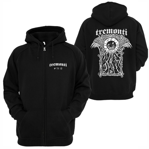 "Tremonti - A Dying Machine ""The Eye"" Thin Hoodie"