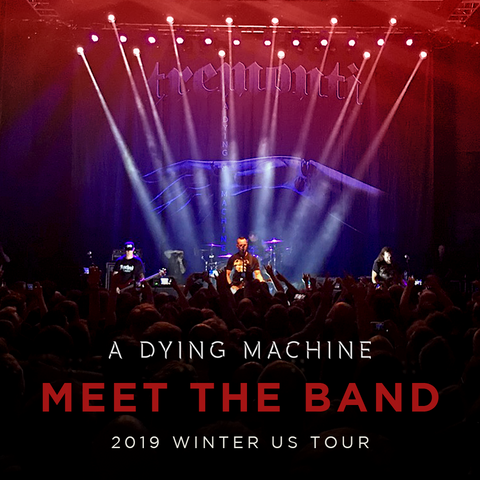 Tremonti: Meet The Band - WINTER US TOUR 2019