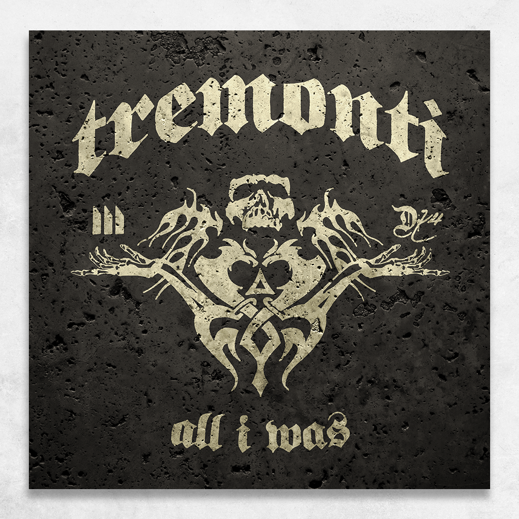Tremonti: All I Was CD + Signed Cover Card