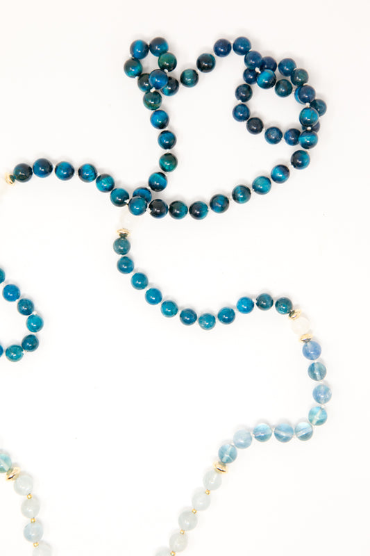 The Song of the Sea Mala Necklace
