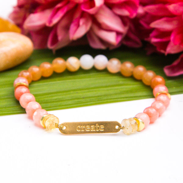 Create Intention Bracelet