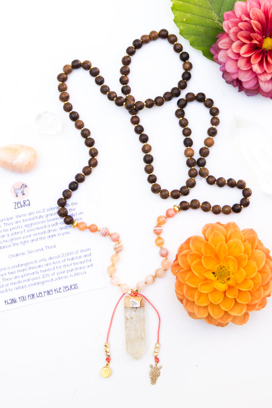 My Creative Power Mala Necklace