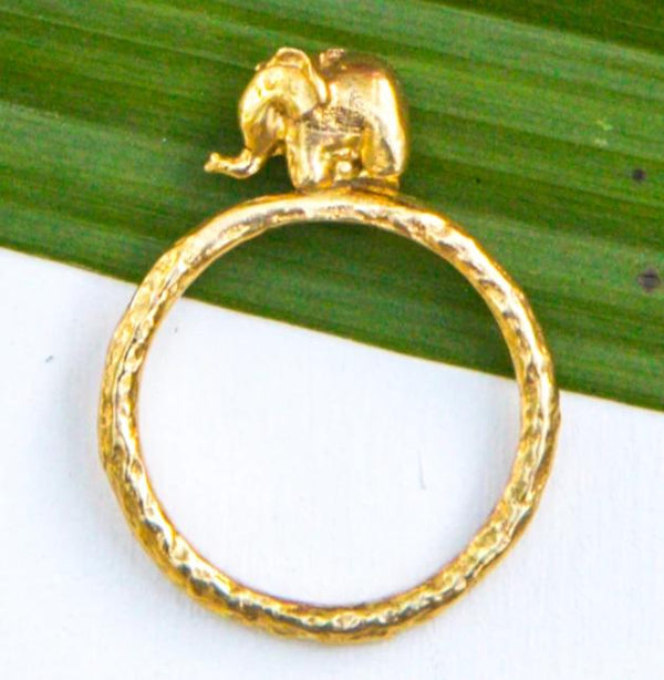 Elephant Protection Ring