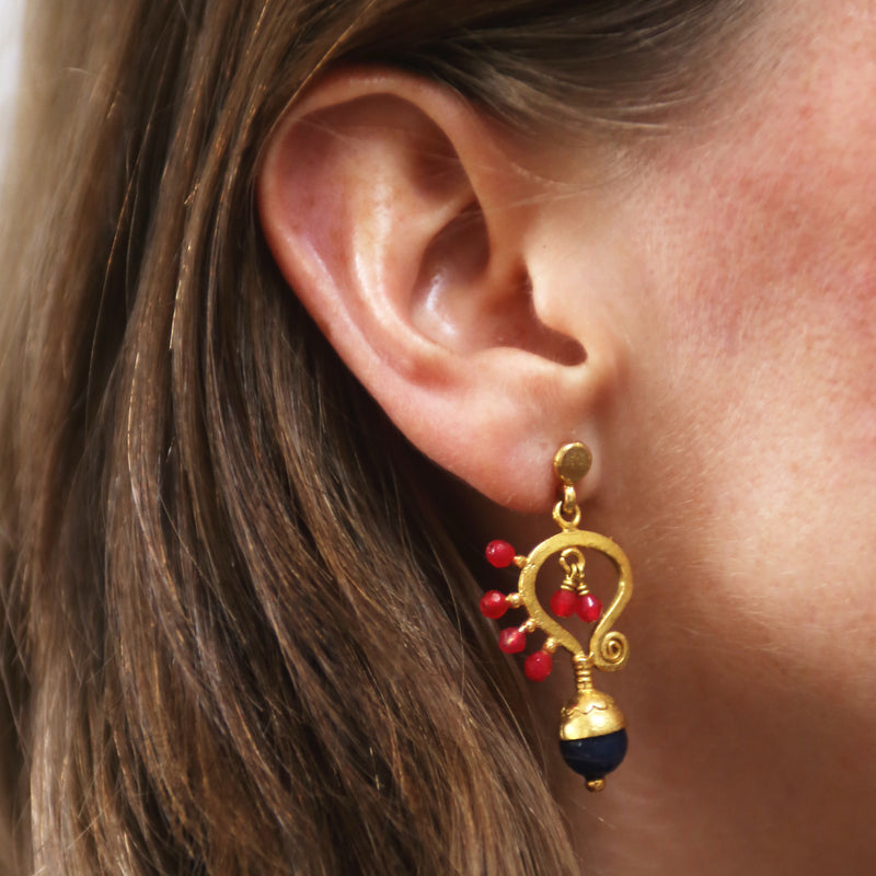 Handan Earrings