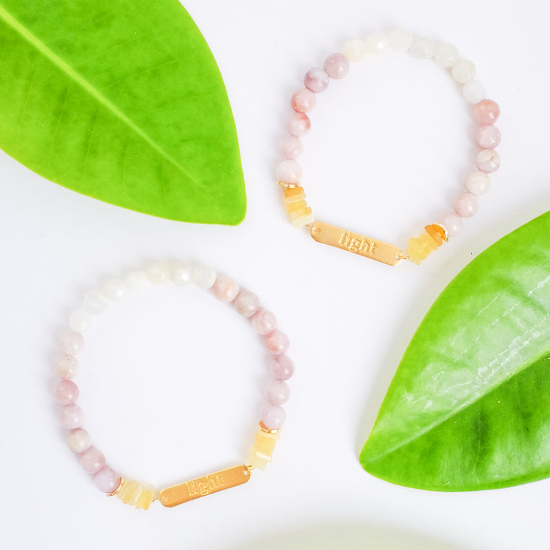 Light Intention Bracelet