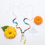 I Am Balanced & Harmonious Mala Necklace