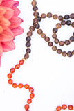 I Am Grounded & Aligned Mala Necklace