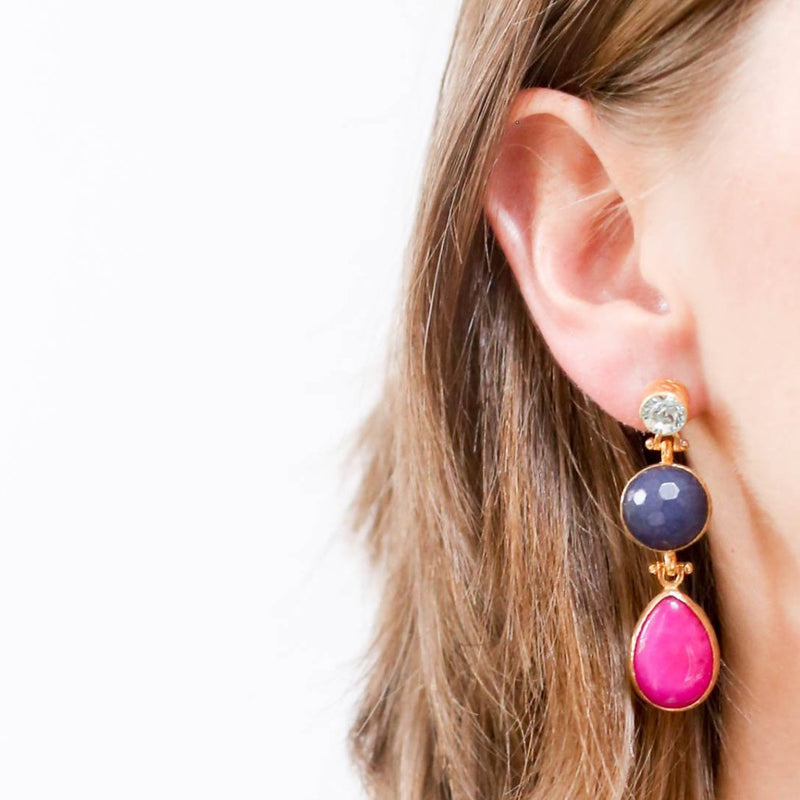 Zinat Earrings