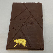 Load image into Gallery viewer, SUGAR-FREE CHOCOLATE - GOLD PLATED LUXURY CHOCOLATE BAR (E-BAR)