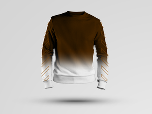 Faded Outline Sweatshirt