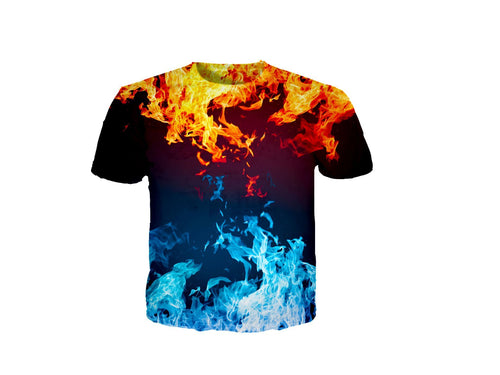 Fire With Ice T-Shirt