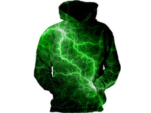 Load image into Gallery viewer, Mixed Lightning Hoodie