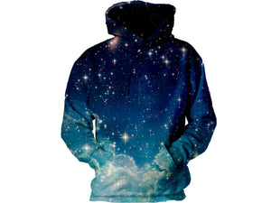 Far Dream Galaxy Hoodie